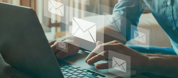Free real estate email templates