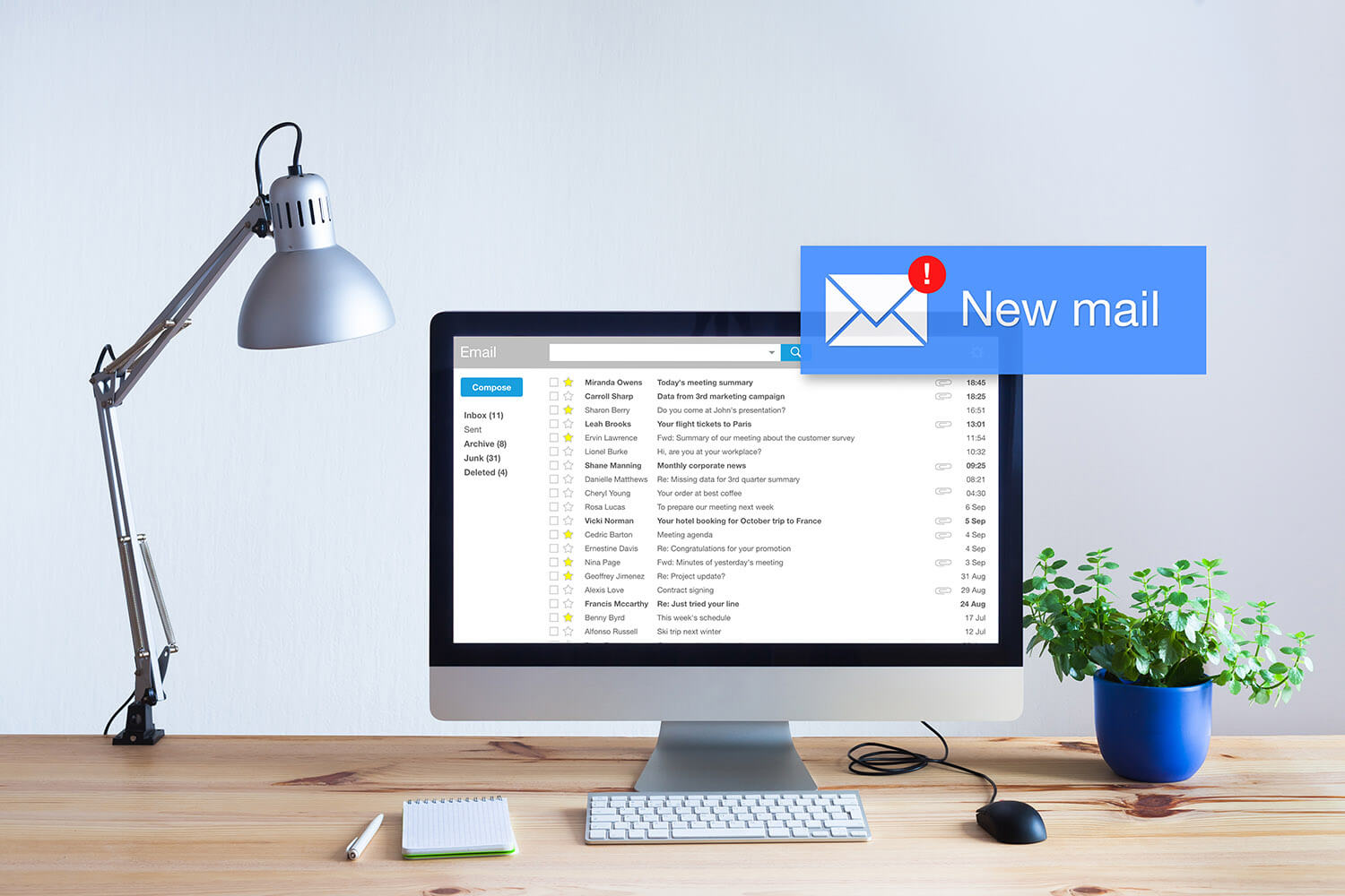 Tips to organize emails in Gmail